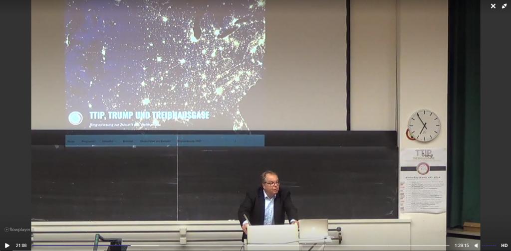 Heribert Dieter - Link zur Vorlesung